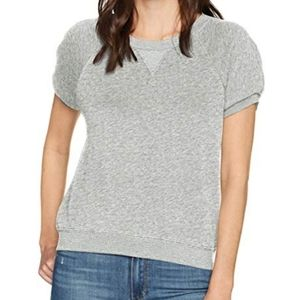 Joie grey Christa L sweater
